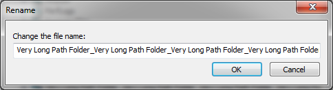 path too long user manual 4